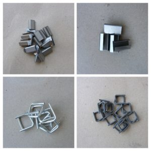 Products used for strapping,buckles , strapping seals